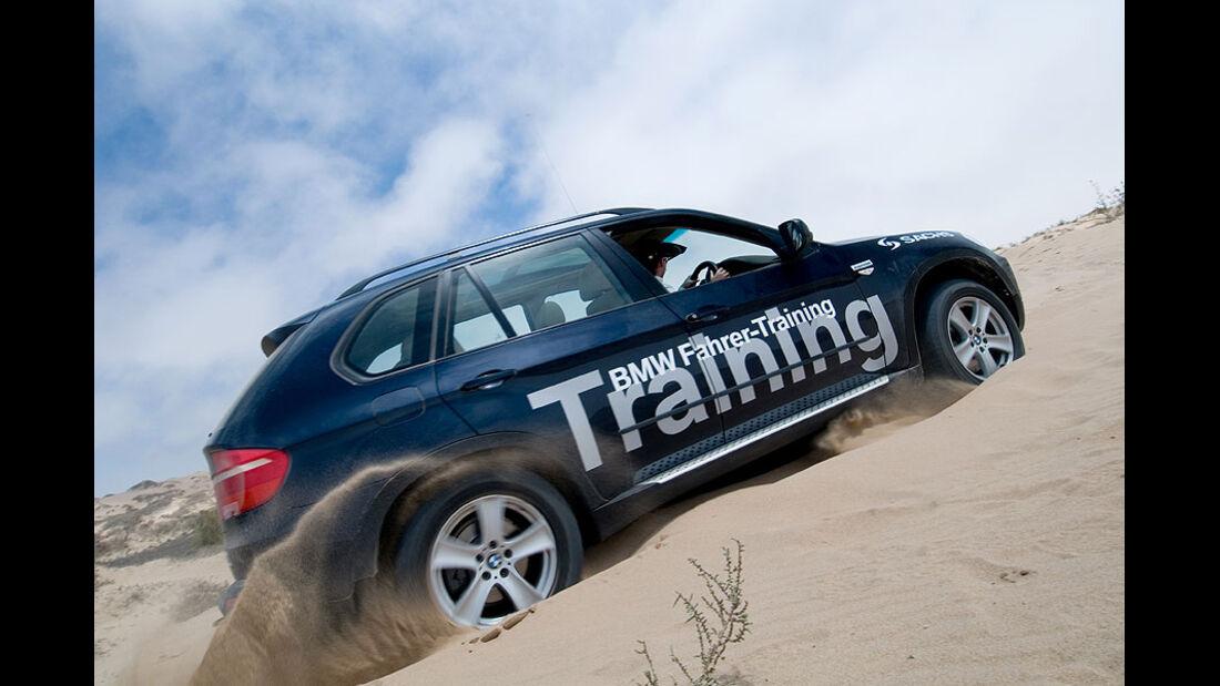 BMW Fahrertraining, Offroad