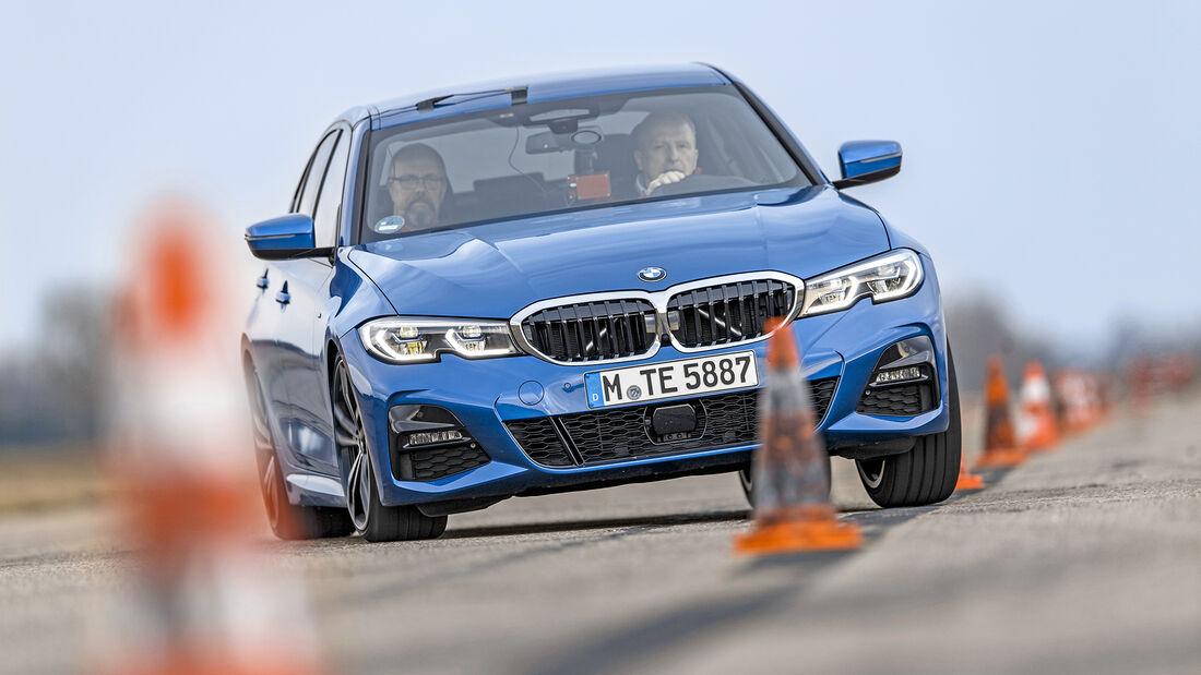 BMW, Fahrwerk