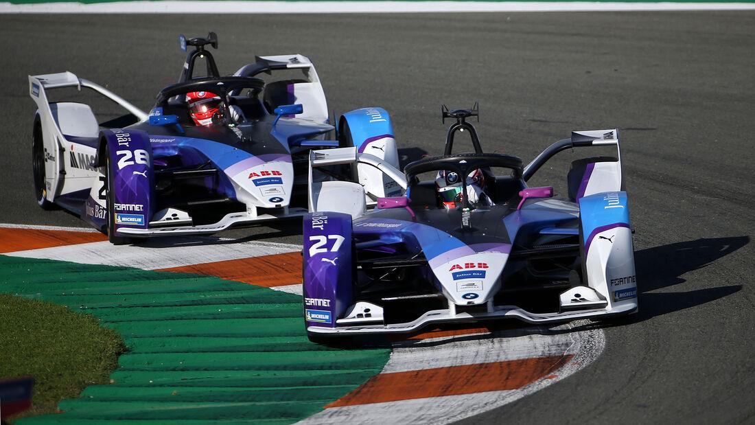 BMW - Formel E