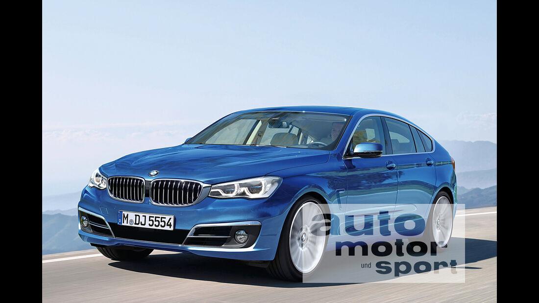 BMW Fünfer GT