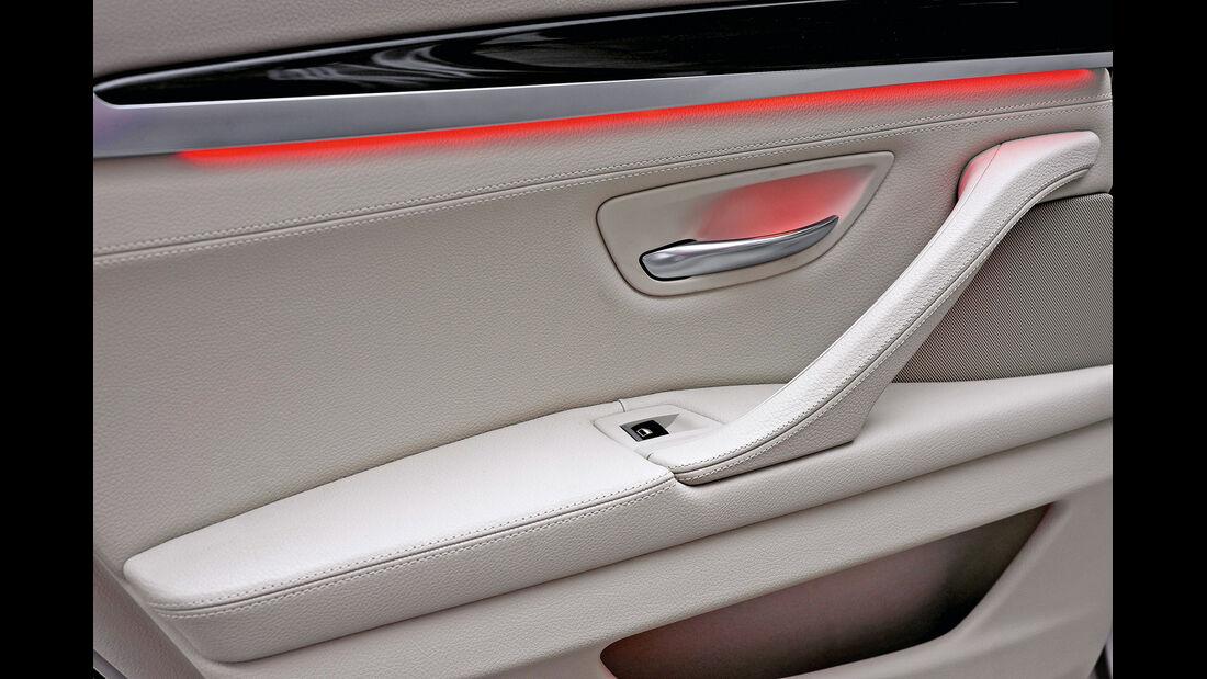 BMW Fünfer, Innentür