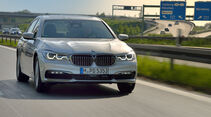 BMW Future Summit 2017 Autonomes Fahren 7er