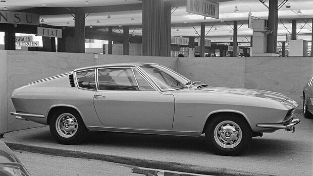 BMW-Glas 3000 V8 Fastback Coupé Prototype (1967)