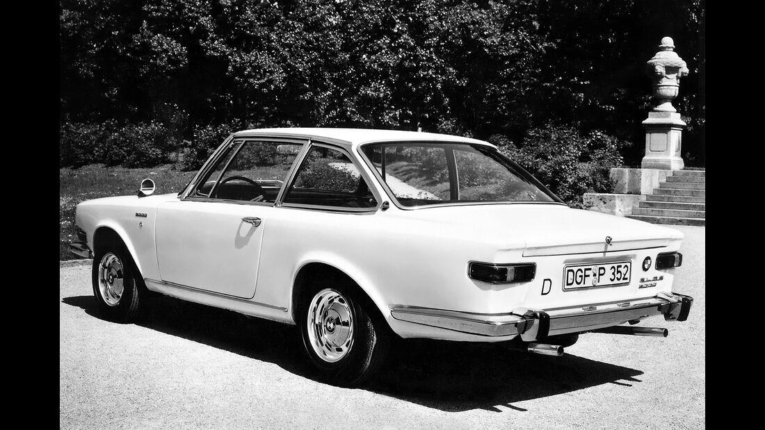 BMW Glas V8 3000