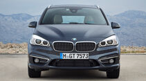 BMW Gran Tourer 220d xDrive, Frontansicht