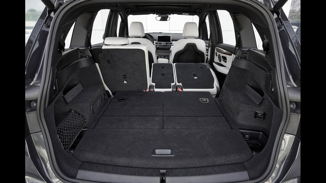 BMW Gran Tourer 220d xDrive, Ladefläche