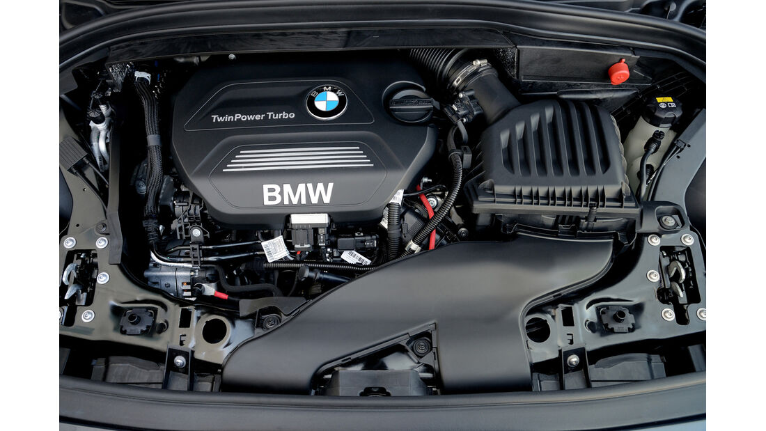 BMW Gran Tourer 220d xDrive, Motor