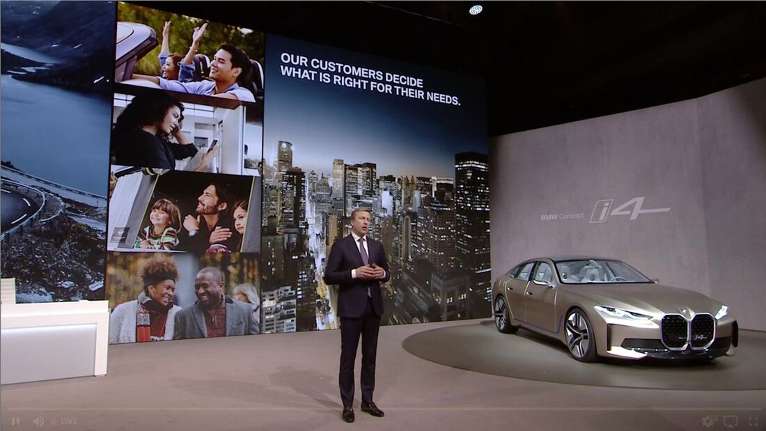 BMW Group Bilanzpressekonferenz 2020
