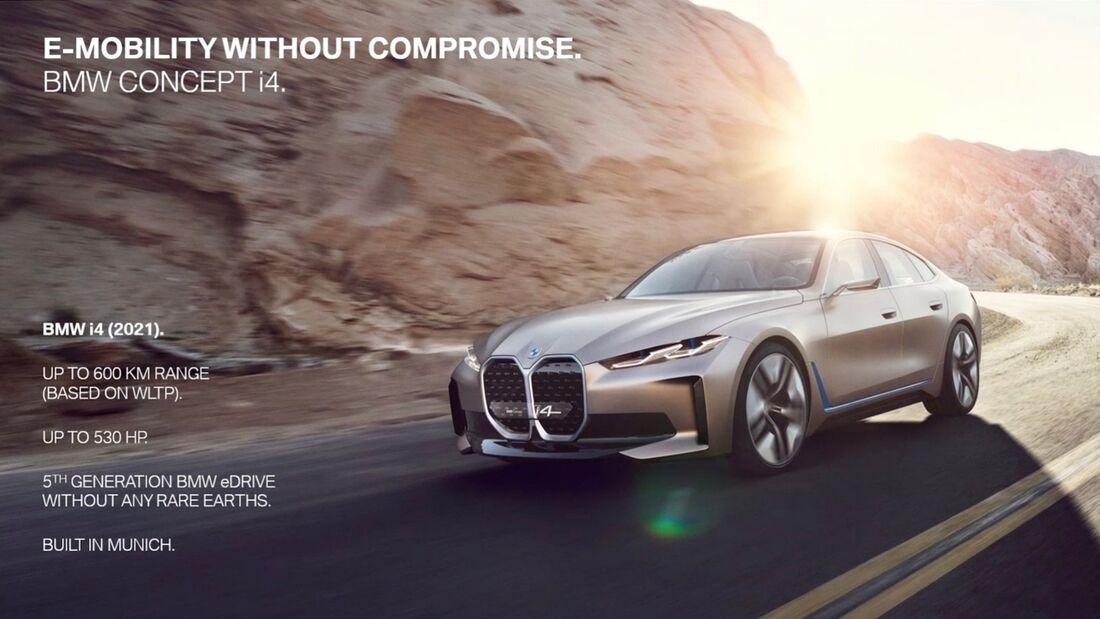 BMW Group Bilanzpressekonferenz 2020