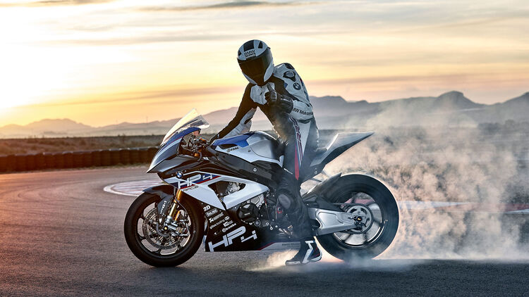 Bmw Hp4 Race Daten Infos Marktstart Preise Auto Motor Und Sport