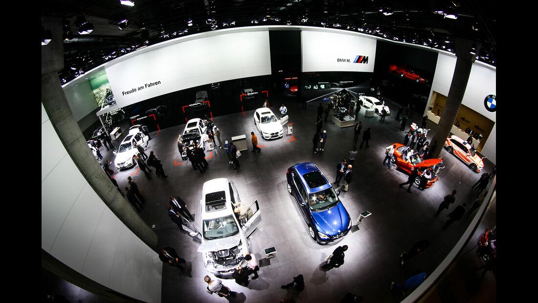 BMW Halle IAA 2013