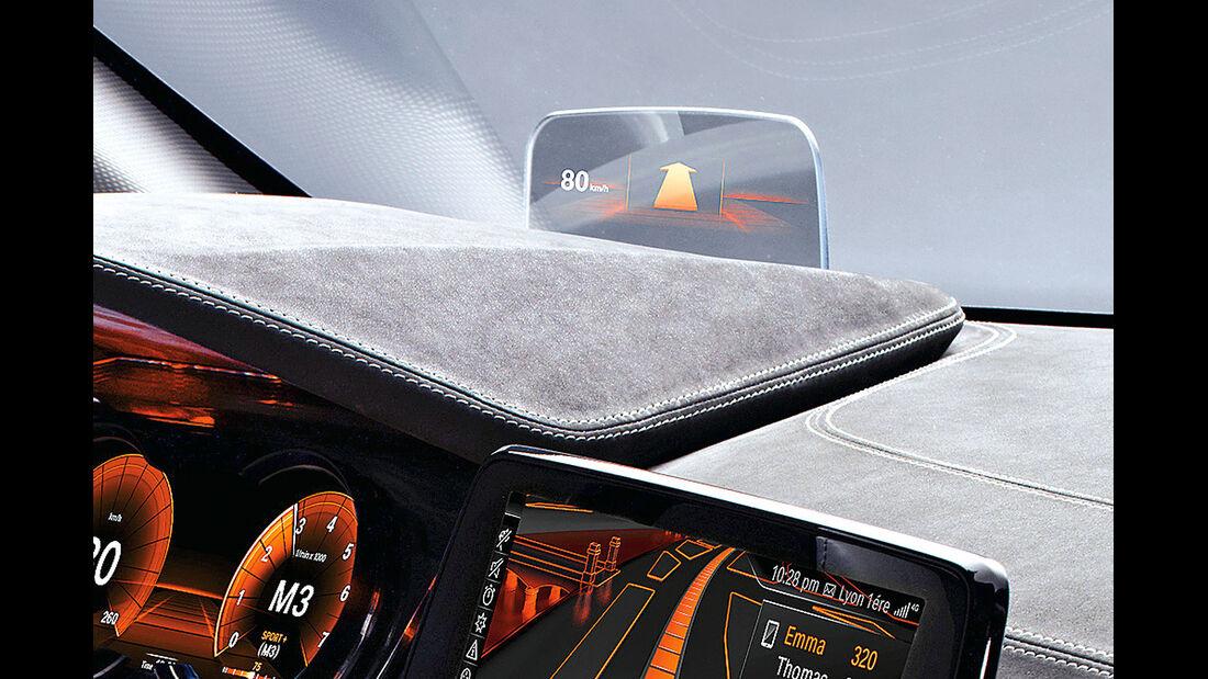 BMW Head-up-Display