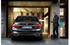 BMW, Heckansicht