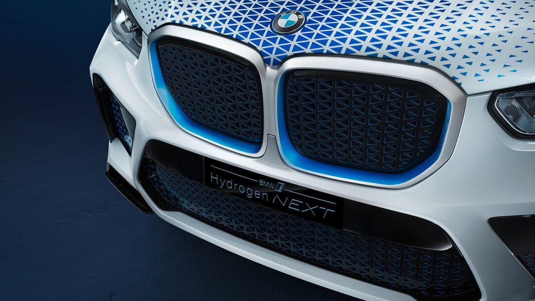 BMW I-Hydrogen Next