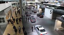 BMW IAA 2011 Atmosphäre