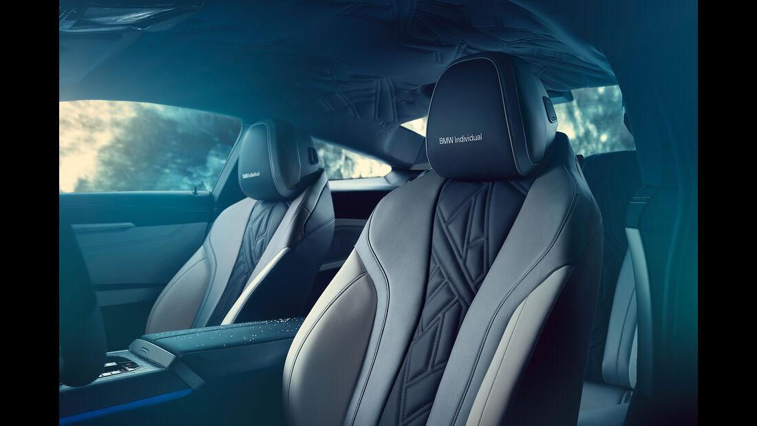 BMW Individual M850i xDrive Coupé Night Sky