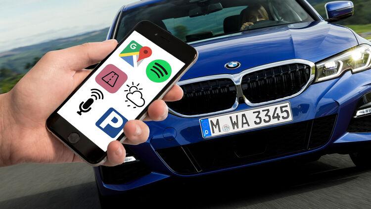 Bmw Connecteddrive Alternative So Sparen Sie 5 500 Euro Auto Motor Und Sport