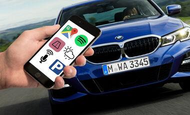 BMW Infotainment 2019 Option Alternative Smartphone