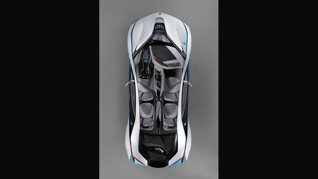 BMW Infotainment Studie