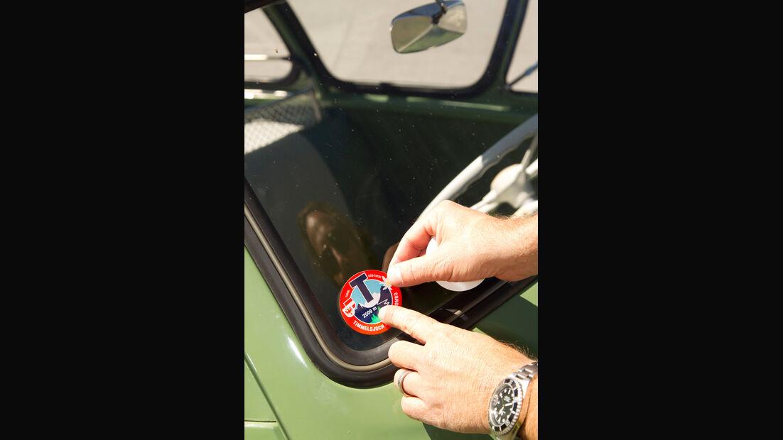 BMW Isetta, Button, Timmelsjoch