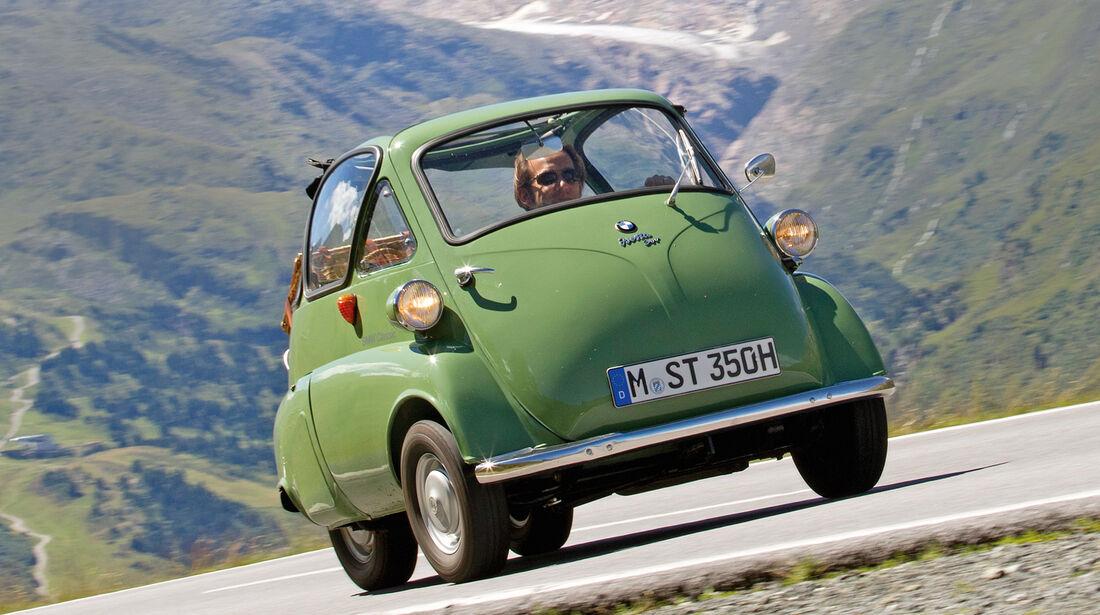 BMW Isetta, Frontansicht