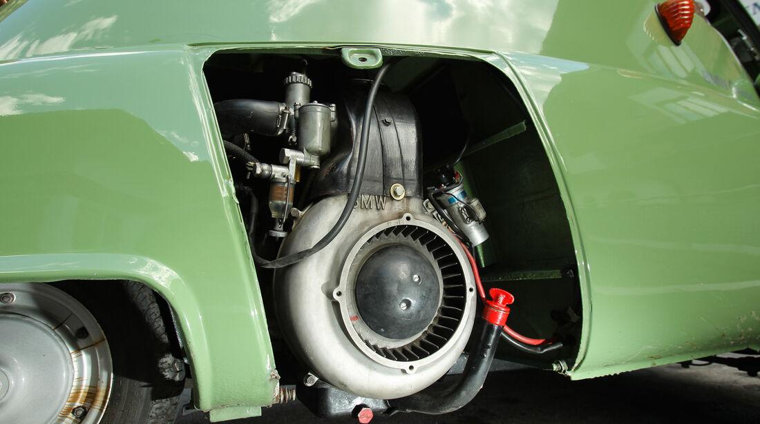 BMW Isetta, Motor