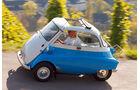 BMW Isetta, Seitenansicht