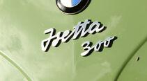 BMW Isetta, Typenbezeichnung