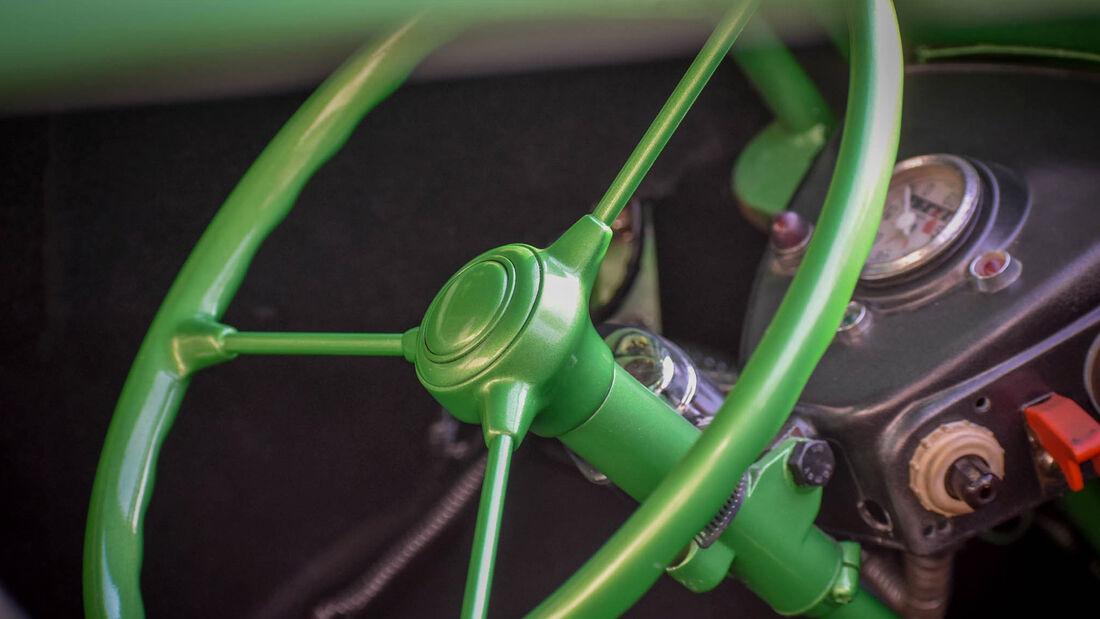 BMW Isetta VW Boxer Motor Umbau