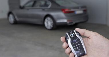 BMW Keyless Go