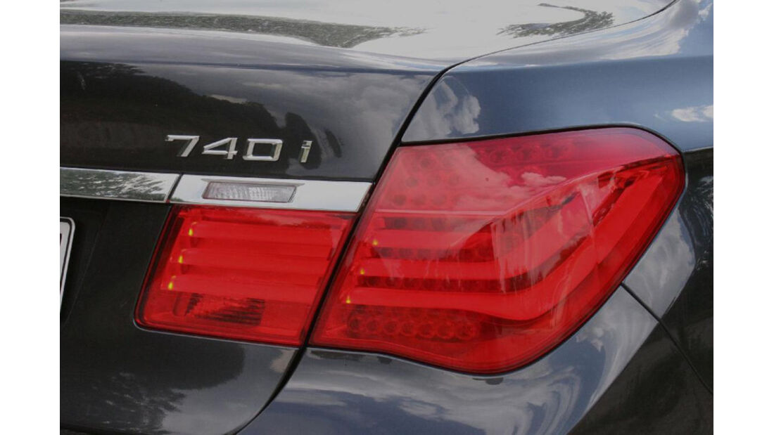 BMW LED-Rückleuchten