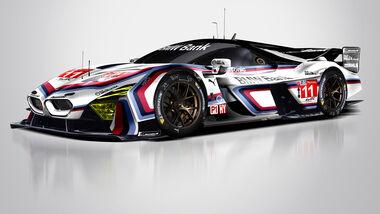 BMW - Le Mans - Protoyp - Concept - Hypercar / LMDh - Sean Bull