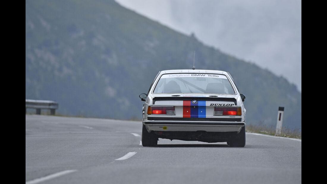 BMW-Legenden am Timmelsjoch, BMW-Klassiker, 07/2016