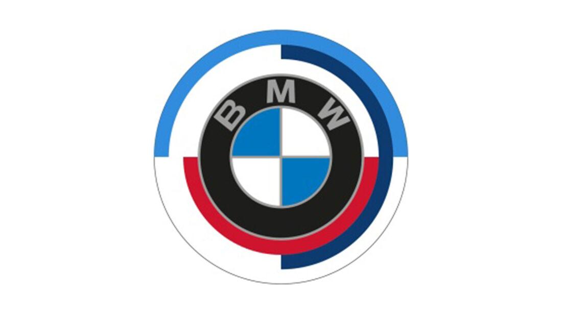 BMW-Logo M-Farben