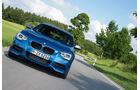 BMW M 135i, Frontansicht