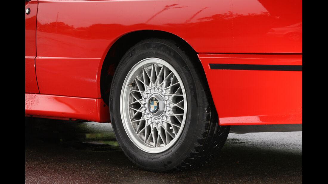BMW M 3, Rad, Felge