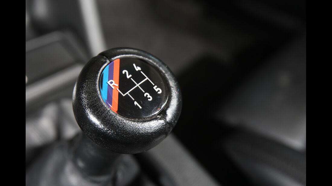 BMW M 3, Schalthebel, Schaltknauf