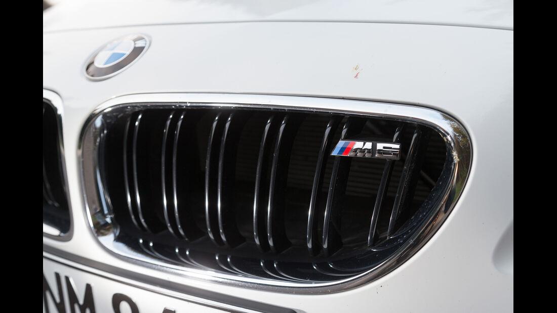 BMW M 6 Cabrio, Kühlergrill