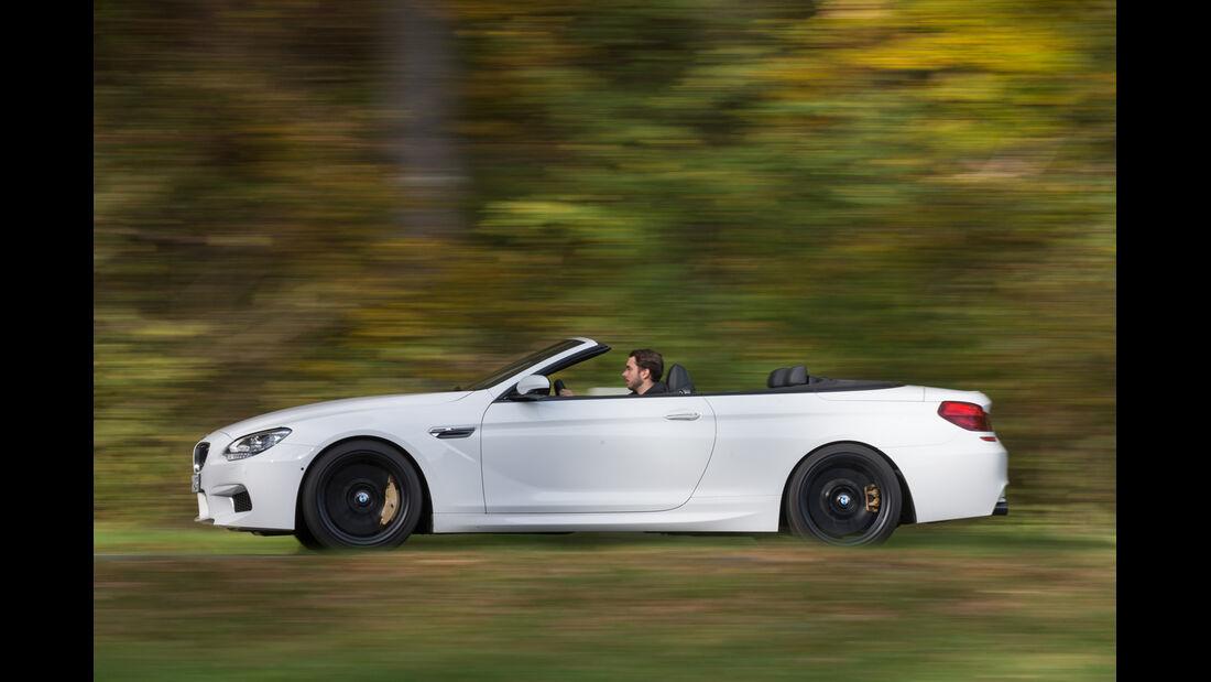 BMW M 6 Cabrio, Seitenansicht