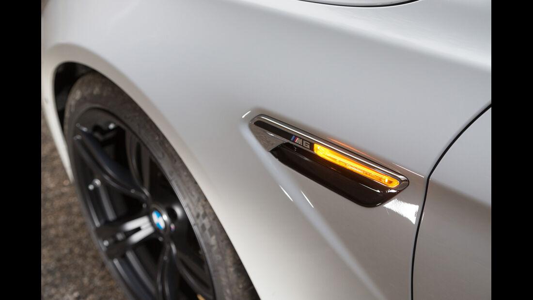 BMW M 6 Cabrio, Seitenblinker