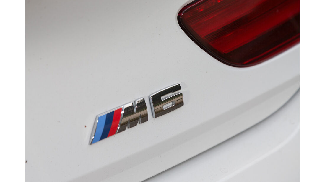 BMW M 6 Cabrio, Typenbezeichnung