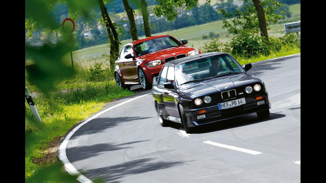 BMW M 635 CSi, BMW M 3 Cecotto, Frontansicht