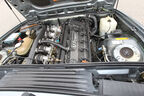 BMW M 635 CSi Typ E 24, Motorraum, Detail