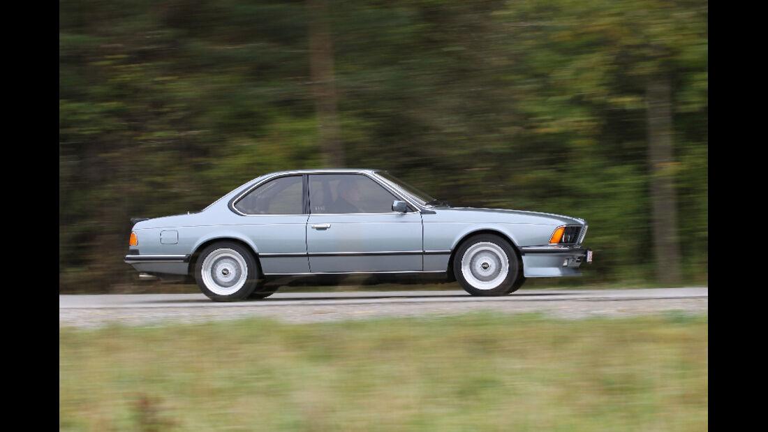 BMW M 635 CSi Typ E 24, Seite