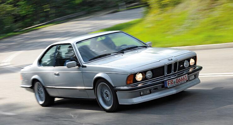 BMW M 635 CSi, Typ E24, Baujahr 1987