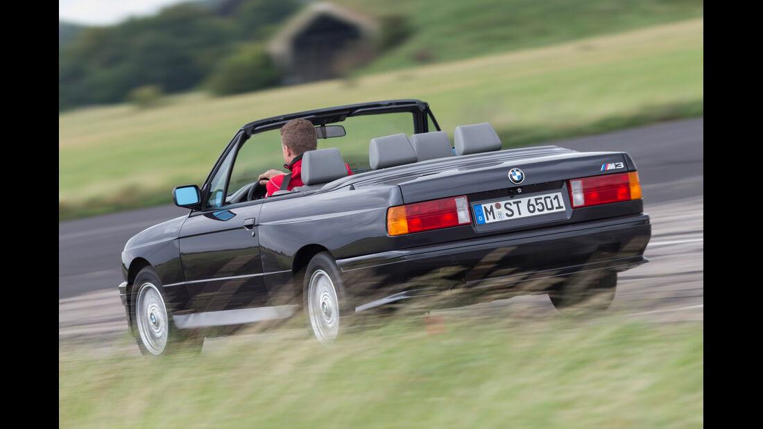BMW M-Cabrio, Impressionen, Generationen