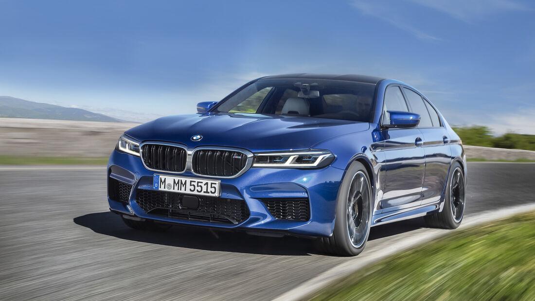 BMW M GmbH, BMW M5, Exterieur
