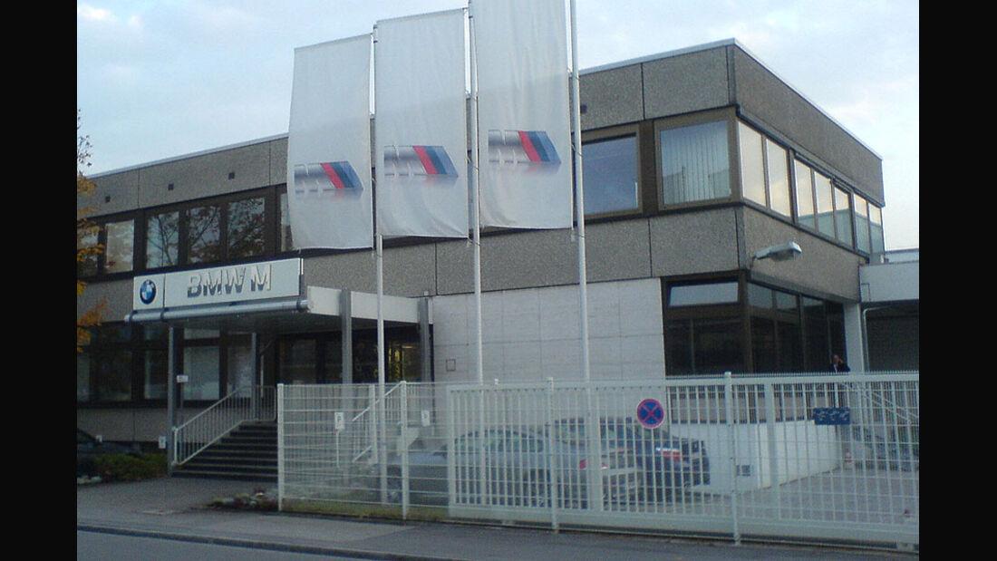 BMW M GmbH Gebäude Garching-Hochbrück