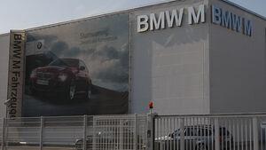BMW M GmbH Gebäude