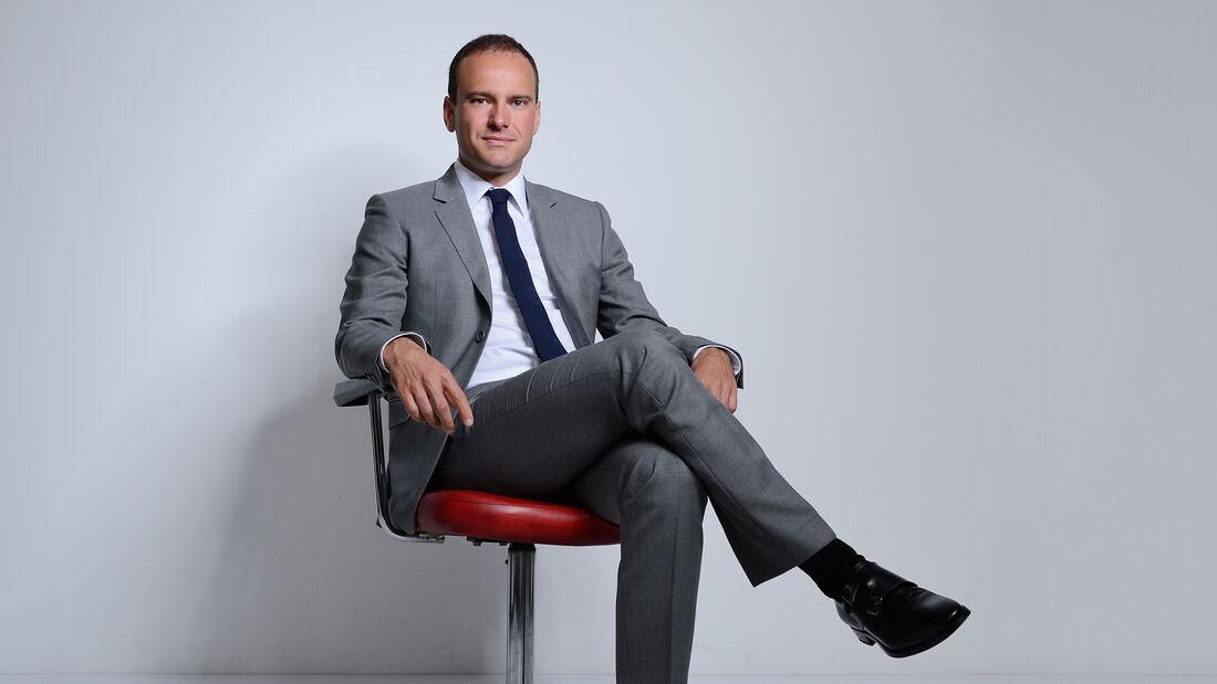 BMW M GmbH, Portrait Markus Flasch